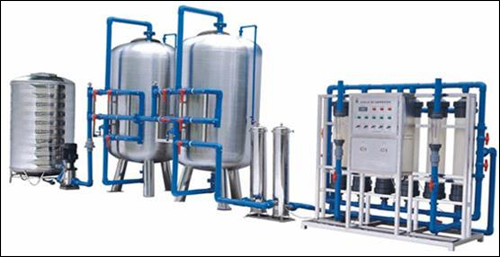 Drinking Water Filtration System For Factory